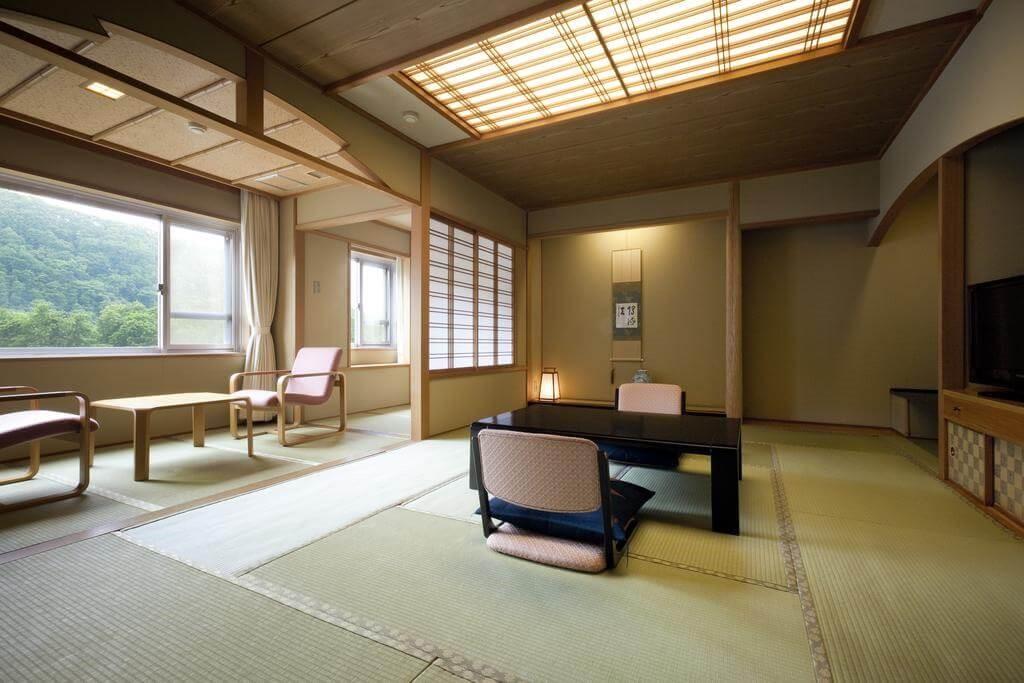 Пример дизайн проекта квартиры-студии в японском стиле Черновцы 1