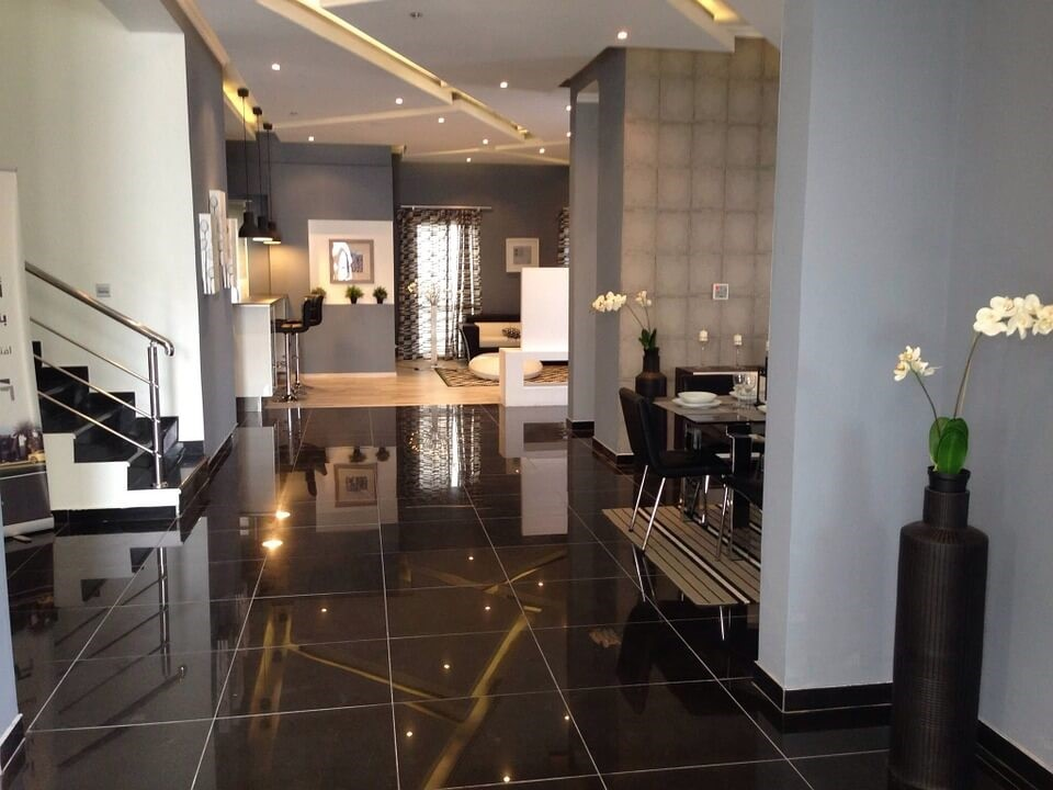 Пример дизайн интерьера квартиры в стиле хай-тек Черновцы